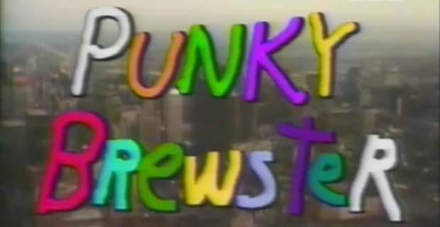 série punky brewster