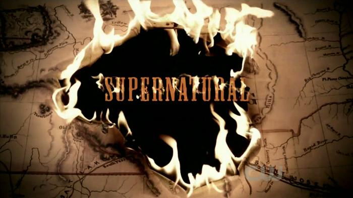 Supernatural version Western
