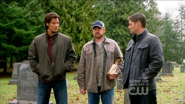 Sam Bobby et Dean