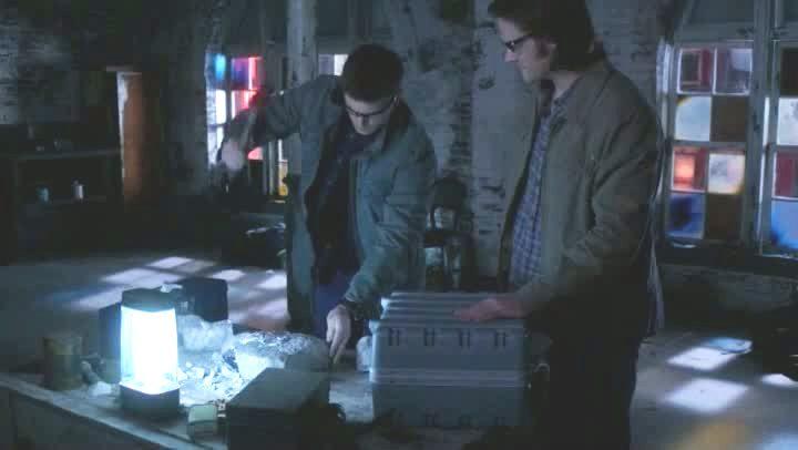 Sam et Dean defient la tempete