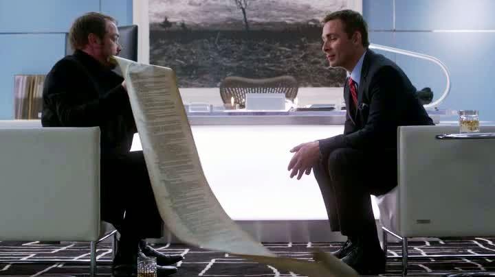 contrat entre crowley et dick