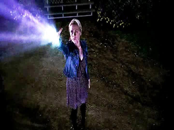 Sookie epuisant ses pouvoirs