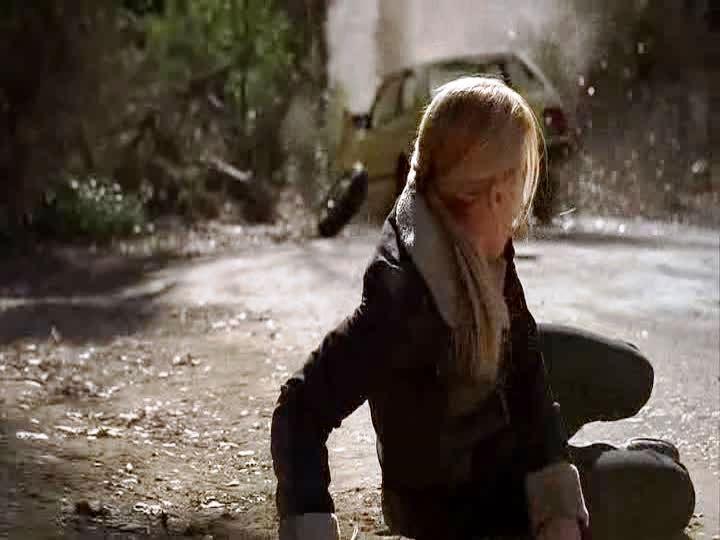 accident de voiture de Sookie