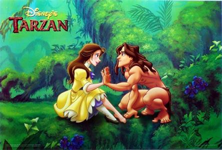 Tarzan film pour adultes