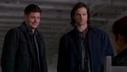 Dean et Sam trop confiants
