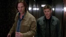 Sam delirant et Dean l'ecoutant