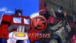 versus transformers-1