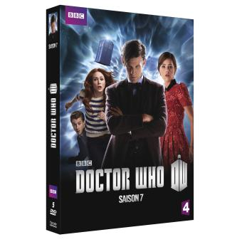 DoctorWhoS7DVD