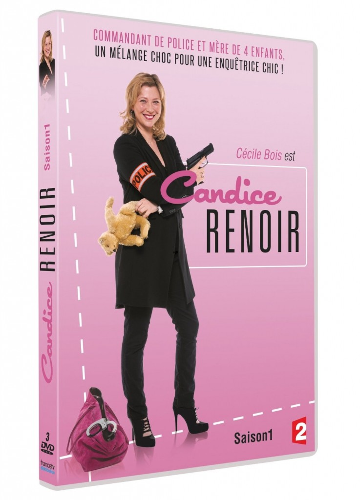 CandiceRenoirS1DVD