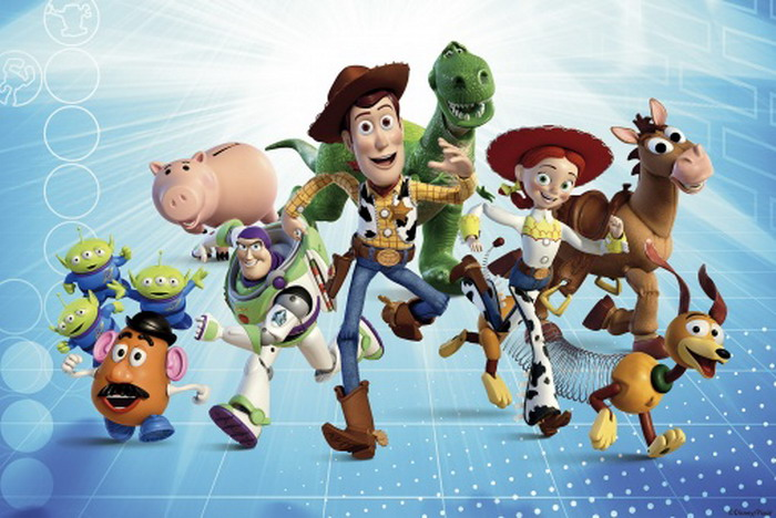 Toy-Story-the-Gang-Wall-Mural