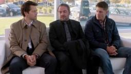 Cas Crowley et Dean chez Cecily