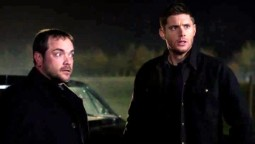 Crowley et Dean ensemble jusquau bout