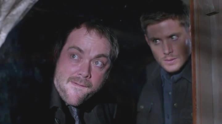 Crowley et Dean font equipe