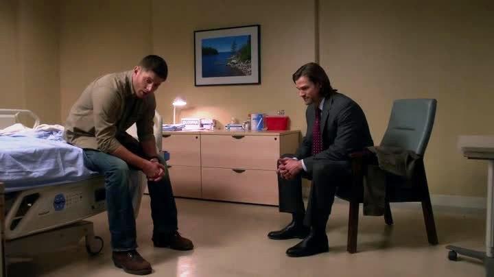 Dean et Sam se retrouvent