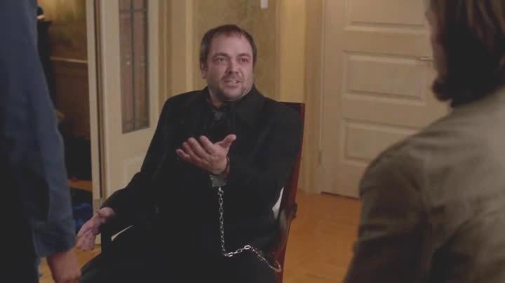 Crowley et une intervention