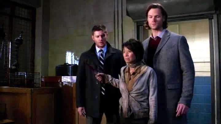 Sam et Dean retrouvent Maman Tran