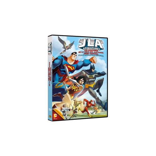 JLA-dvd