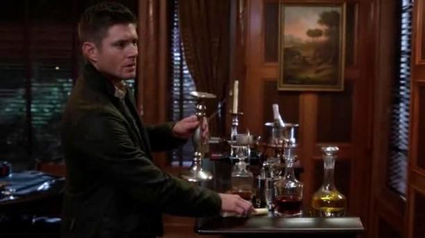 Dean et le chandelier