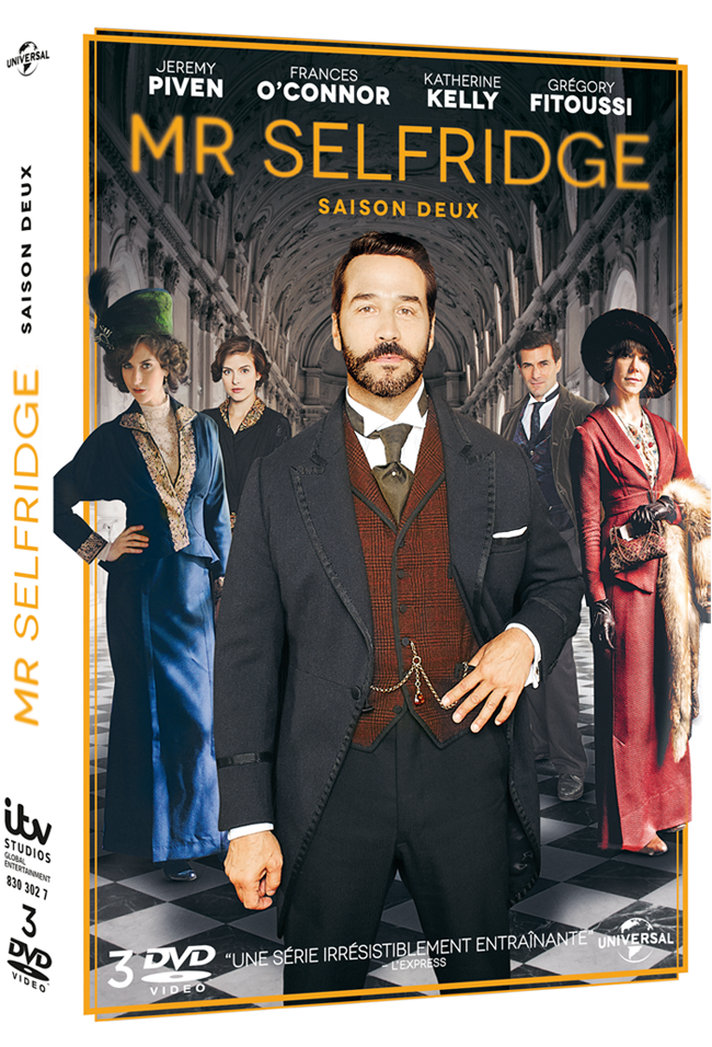 DVD MR-SELFRIDGE-S2