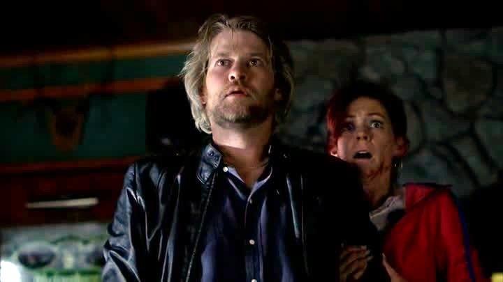 Terry et Arlène effrayés